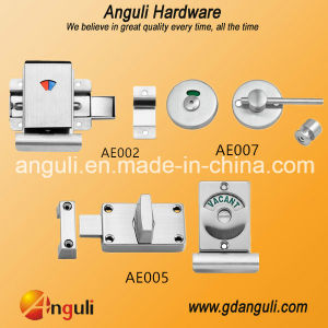 Ae002 Toilet Partition Latch/Indication Door Bolt pictures & photos