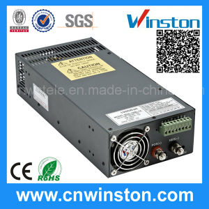 Scn-1000 Series Pulsed 24V DC SMPS Power Supply with CE pictures & photos