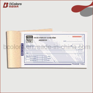 Custom Hotel Pocket Purchase Order Book Wholesale pictures & photos