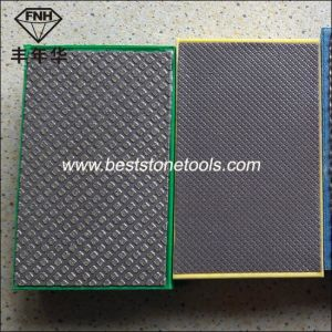 HD-1 Resin Hand Pads for Fine Polishing of Diamond Tools pictures & photos