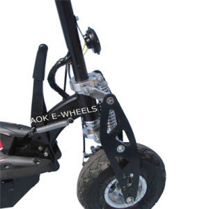 500W~1500W Electric Scooter, Mobility Scooter with Disk Brake pictures & photos