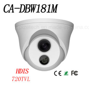 Neutral Hdis Water-Proof IR Dome Camera Ca-Dw181m pictures & photos