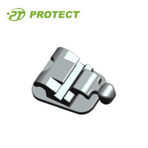 Protect Orthodontic Lingual Metal Bracket, CE/FDA Certificated pictures & photos