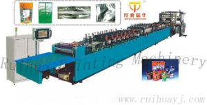 Zipper Bag Making Machine (HDL Series) pictures & photos