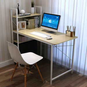 Wholesale Hot Popular Home Study Room Wooden Computer Desk (FS-CD021) pictures & photos