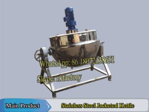 200ltrs Stainless Steel Industrial Cooker pictures & photos