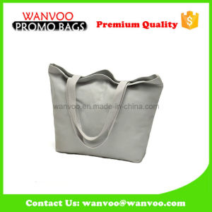Quality 100% Cotton Tote Bag Shopping Handbags for Promotion pictures & photos
