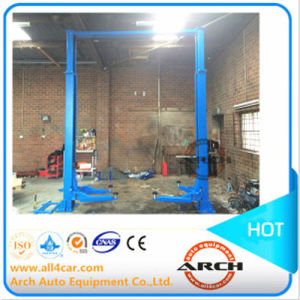4t Ce Auto Two Post Launch Car Lift (AAE-TPC240) pictures & photos