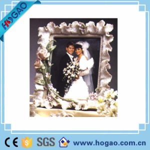 Wedding Day Photo Frame Gift - Resin Frame in Gift pictures & photos