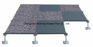 500*500*28 Bare Steel Access Floor pictures & photos