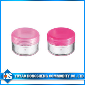 Cosmetic Packing Plastic Jar for Hair Mask pictures & photos