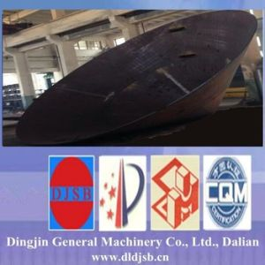 Common Carbon Steel Steam Boiler Conical Head pictures & photos