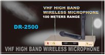 Very Cheap Wireless Microphone, You Choice Brand-Sandy pictures & photos