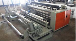 Simple Type Automatic Plastic Film Slitting Rewinding Machine