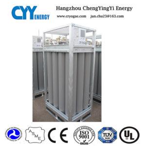 Offshore High Pressure Oxygen Argon Nitrogen Gas Cylinder Rack pictures & photos