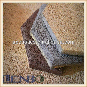 Interior Fireproof Wood Wool Acoustic Panel pictures & photos