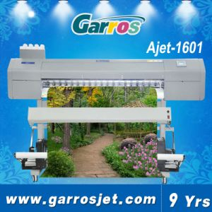 Garros Ajet 1601 Cheap Price Large Format Eco Sovent Printer with Dx5 Head pictures & photos
