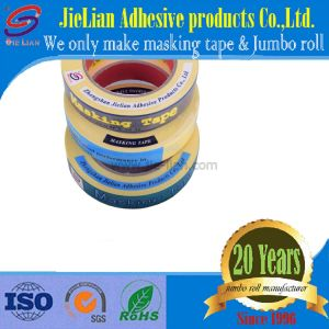 High Temperature Masking Tape Jumbo Roll MT814 pictures & photos