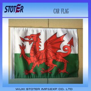 England Country Celebration Car Flag pictures & photos