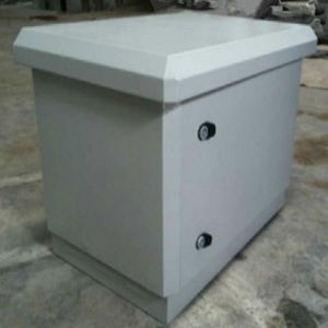 Sheet Metal Fabricated Cabinet for Appliance Powder Coating Outdoor Spare Part