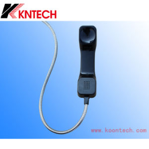 Industrial Telephone Handset Receiver /Hands Free Telephone Headset pictures & photos