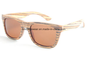Top Selling 100% Handmade High Quality Wooden Sunglass (LS2101-C3)