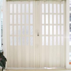 PVC Folding Door Sliding For Bathroom And Kitchen