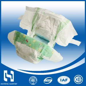Grade a Disposable Happy Time Baby Nappy Diapers pictures & photos