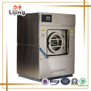 2017 Ce Approved Fully Automatic Laundry Equipment Washer Extractor with Dryer pictures & photos