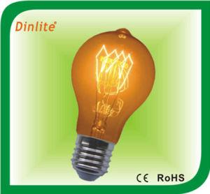 A19-40W E27 golden rustika bulb pictures & photos
