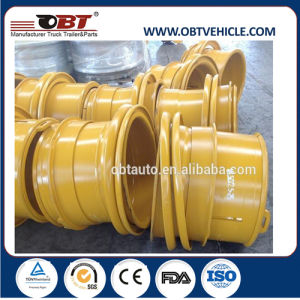 Newest 11.00-20/8.5 of 3PCS OTR Steel Wheels Rims pictures & photos