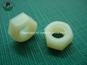 Nylon Hex Head Bolt Plastic Screw Machine Screw pictures & photos