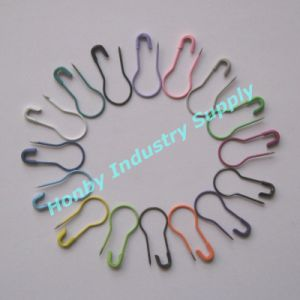 Wholesale 22mm Pear Shaped Safety Pin for Hanging Tags pictures & photos