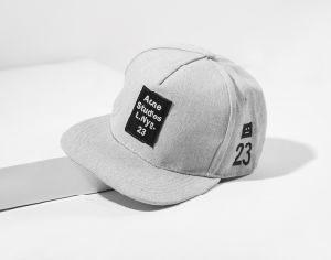 New Deisgn Flat Bill Hio Hop Hats with Woven Label pictures & photos