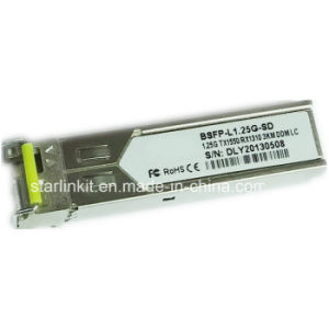 Fiber Optic Transceiver Bidi Bsfp-L1.25g-SD Fully Compatible pictures & photos