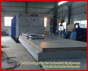 Resistance Electric Furnace with Trolley for Heat Steel pictures & photos