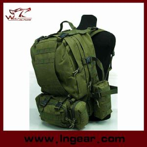 Military Tactical Molle Assault Combination Backpack for Camping pictures & photos