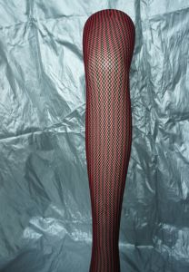 Sexy Lingerie Mesh Pantyhose with Two Colors 1987 pictures & photos