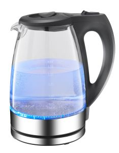 Mini Electric Glass Kettle 1.7L with Function Automatic Shut-off pictures & photos