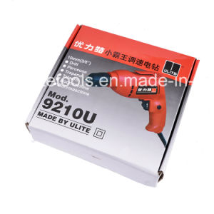 400W High Quality 10mm Electirc Drill 9210u pictures & photos