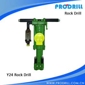 Pneumatic Rock Drill Y24 From Prodrill pictures & photos