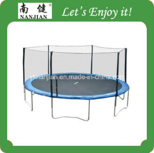 Amazing! Fantastic Big Outdoor Trampoline Recommended for Kids Play, 4.57m Nj-Big15 pictures & photos