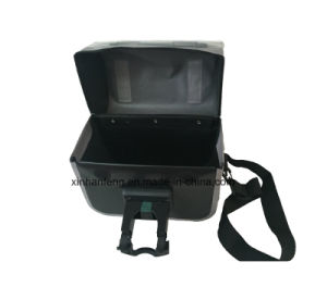 High Quality Bike Waterproof Handlebar Bag with TPU (HBG-060) pictures & photos