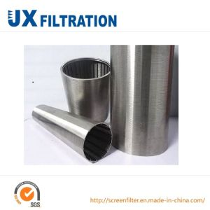 Wedge-Wire Stainless Steel Screen Pipe pictures & photos