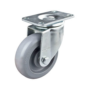 4inches Middle Duty Swivel Caster with Polyolefin Wheel
