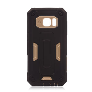 Knight TPU+PC 2 in 1 Cell Phone Case with Clip for Motorola G4 LG K5 K7 K10 (XSDD-025) pictures & photos