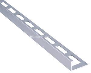 Aluminum Straight Edge Tile Trim pictures & photos