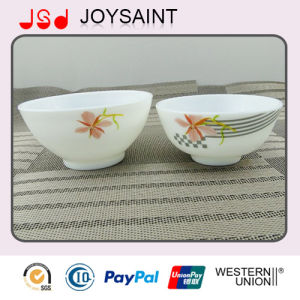 Opal Glass 5′ Rice Bowl pictures & photos