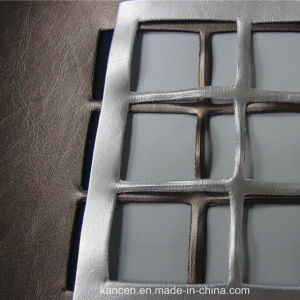 Sofa Leather with Good Physical Properties (KC-W006)