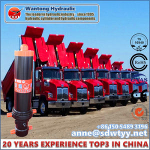 Standard Hydraulic Cylinder for Truck pictures & photos